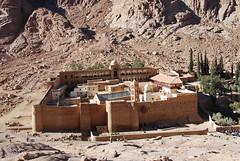 EGYPTE Delta, déserts et Monastères