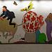 Au metro.... by Loca....