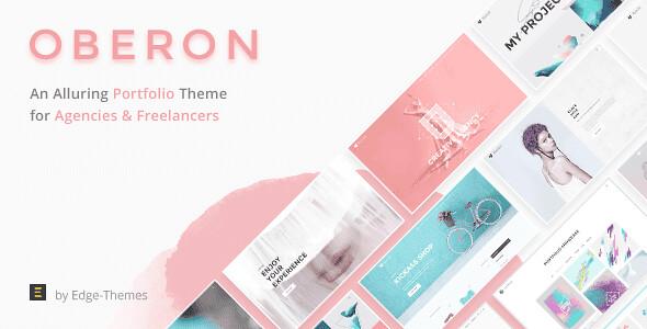 Oberon WordPress Theme free download