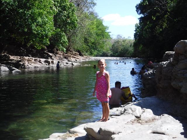 Rachel, Cangilones de Gualaca