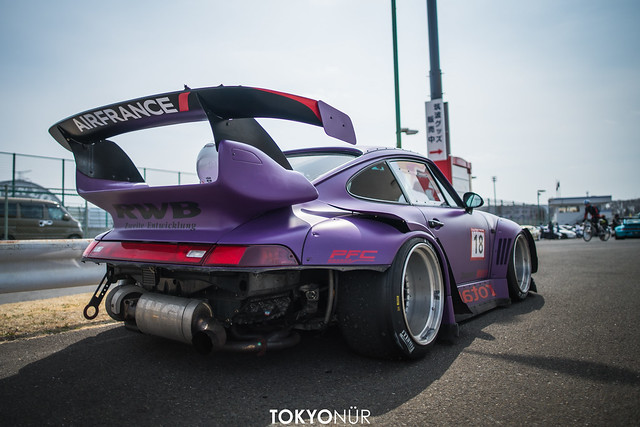 Akira Nakai-San // This is Rough World - RWB 993 Turbo Rotana 2017 Spec