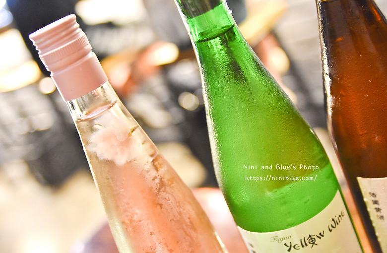 將軍府台中日式料理居酒屋啤酒餐廳09