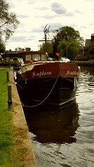 Dutch barge at Beccles