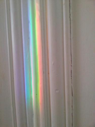 lumière difractée