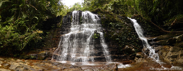 Waterfall Panorama 2