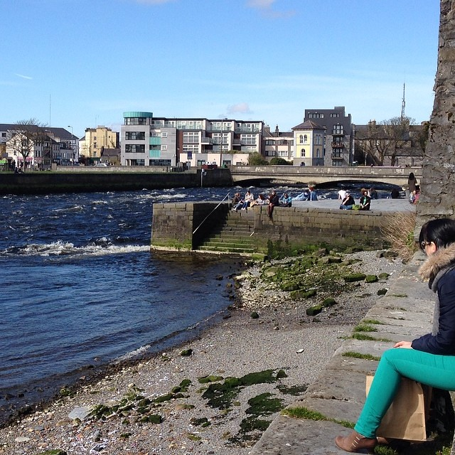 Just gorgeous is all. (In Galway)