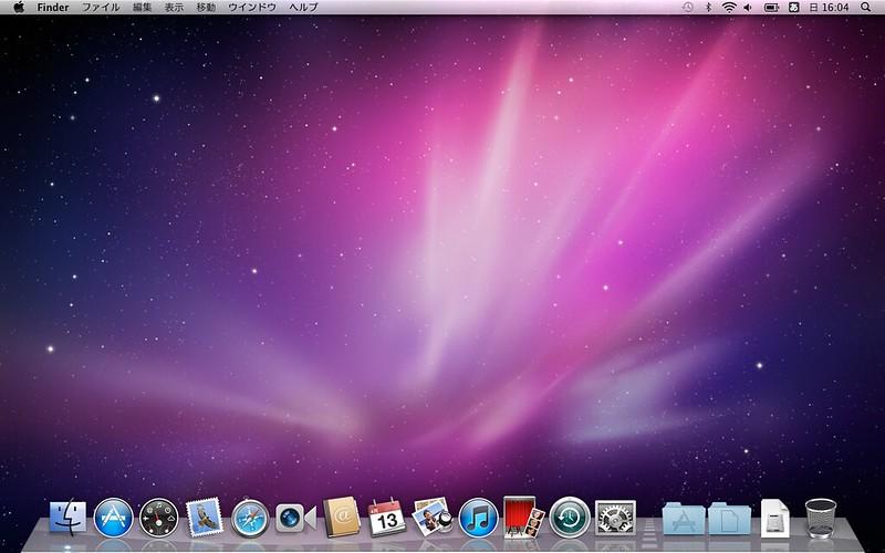 MacOS X SnowLeopard