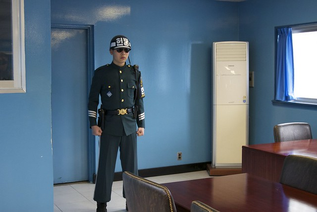South Korean Guard