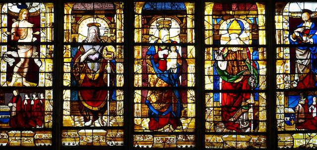 435 Collégiale Notre-Dame des Andelys