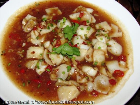 Just Thai Molito Alabang by Jinkee Umali of www.foodsonthespot.com