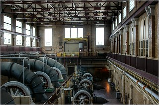 North Branch Pumping Station
