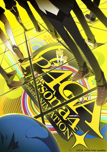 140503 -「花澤香菜」參戰、遊戲改編動畫《ペルソナ4 ザ・ゴールデン》(女神異聞錄 Persona 4 The Golden Animation)宣布7月首播! 1