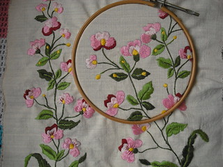 Bordado - Embroidery