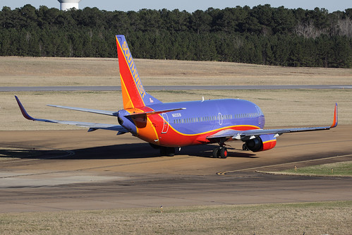 Southwest Airlines Boeing 737-3H4...