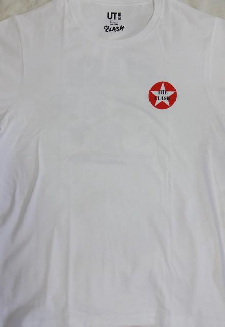 ユニクロ クラッシュTシャツ #4