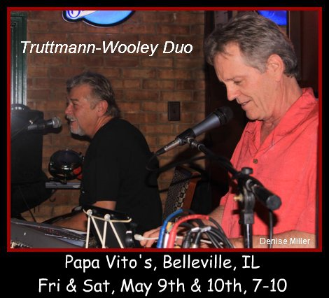 Truttmann-Wooley Duo 5-9, 5-10-14