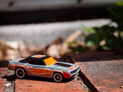 Hot Wheels Rewards Camaro