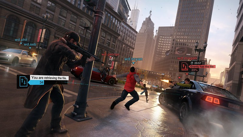 Watch_Dogs Breaks Ubisoft's Sales Record 1