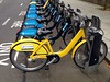 Yellow boris bike by dav_min