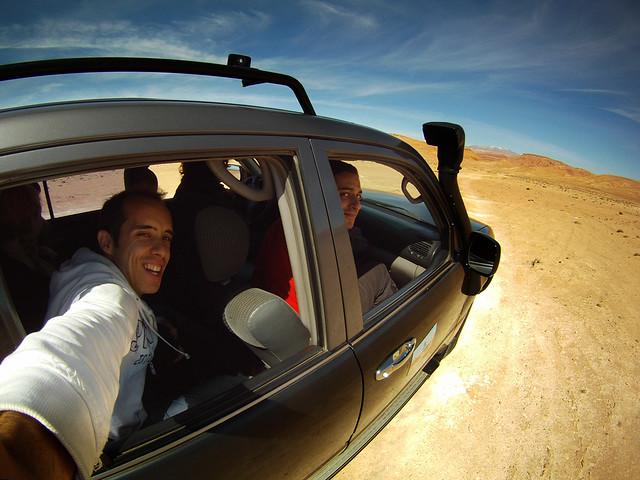 4x4 por los desiertos de Marruecos