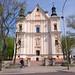 Kościół pobernardyński pw. Podwyższenia Krzyża Świętego w Łukowie by Polek