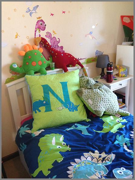 Neeve's Dinosaur Designs