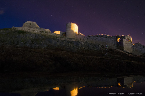 city travel reflection castle night stars landscape photography lights nikon hellas greece acropolis byzantine larissa hilltop carreflection argos peloponnese argolida peloponnisos κάστρο argolis αντανάκλαση άργοσ πελοπόννησοσ αργολίδα d5100 άργουσ nikond5100 elenikalogeropoulou larissacastle