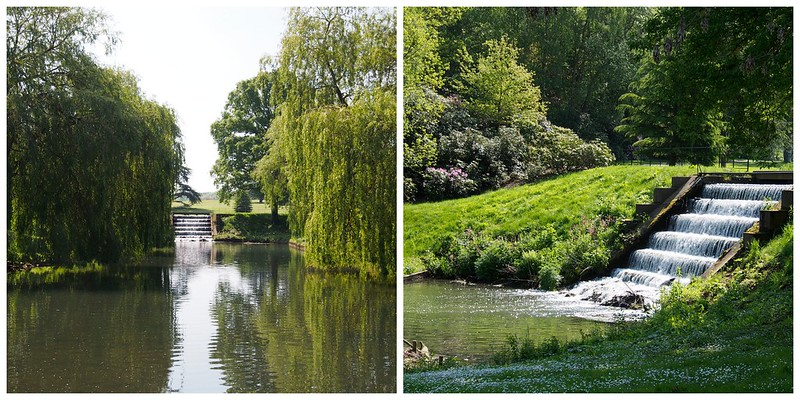 WaterfallsofLeeds, Leeds Castle, castle, golf course, travel, maze, grotto, beautiful grounds, Southeast England, Kent