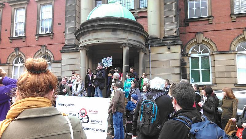 SWAN rally at Durham