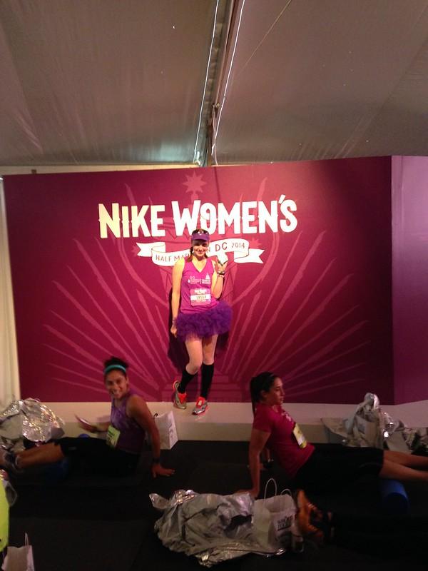 Nike Women's Half DC 2014