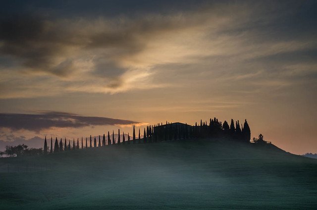 Val d'Orcia, 2014