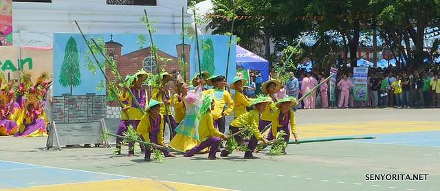 Abrenian Kawayan Festival from Bangued, Abra
