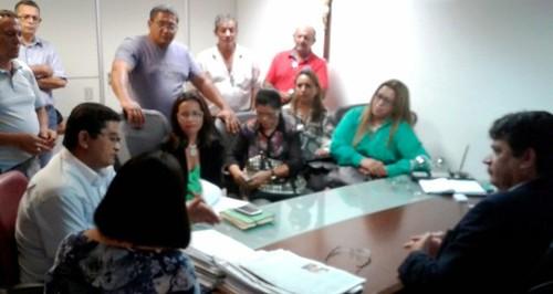 Vereadores de Monte Alegre no TCM