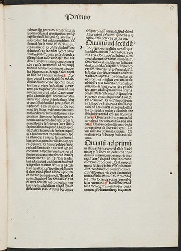 Paragraph marks supplied in Antoninus Florentinus: Summa theologica