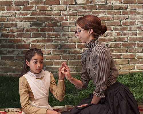 The Miracle Worker courtesy of Maui OnStage