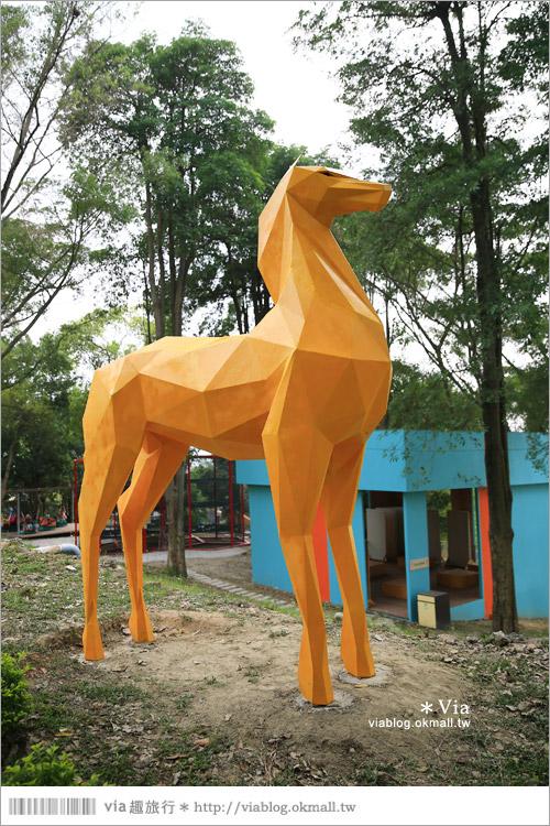 【彰化景點】克林姆莊園Cream Manor~小型動物園!戶外親子同遊好去處32