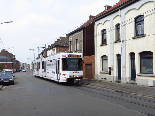 20140424 Anderlues, Rue de la Station