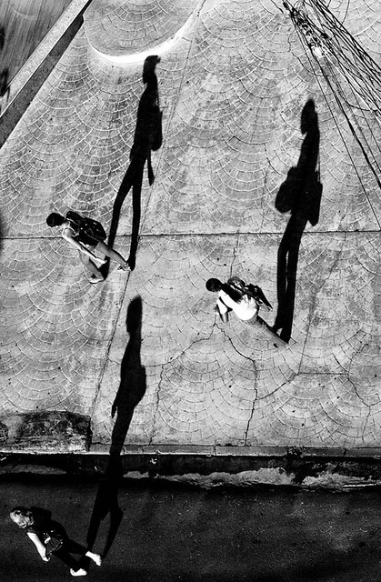 Street - shadows