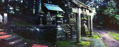 Hattori Shrine, Kaga Onsen