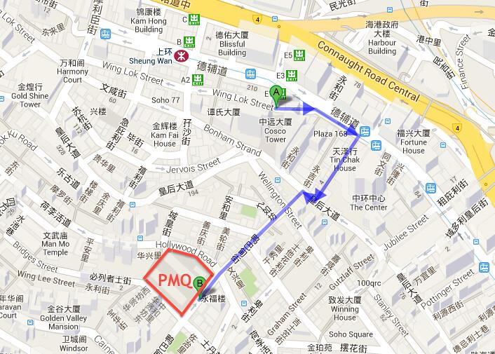 pmq map