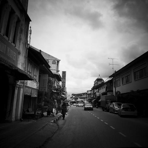 Rural town in Kelantan.