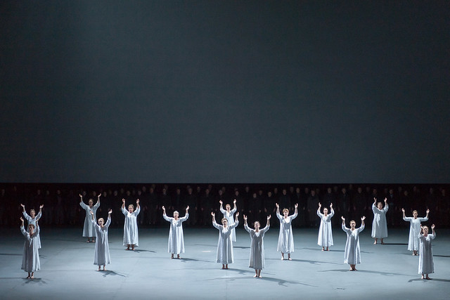 The Royal Opera's Dialogues des Carmélites © ROH/Stephen Cummiskey, 2014