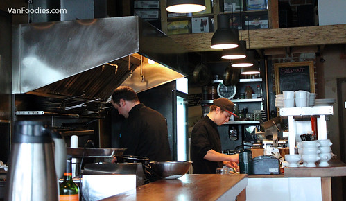 Open Kitchen at The District