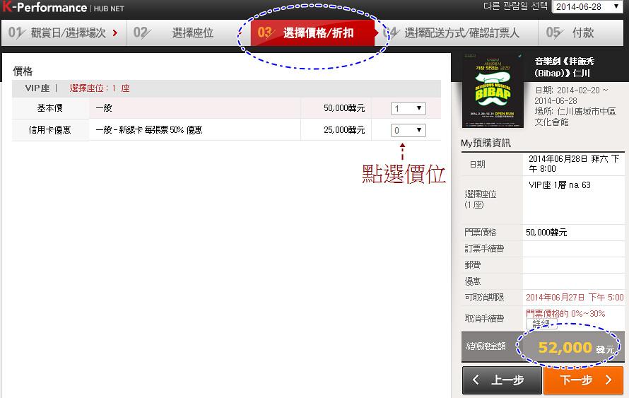 15K-Performance中文訂票