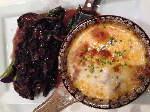 IMG_2628 Steak and Au Gratin Potatoes