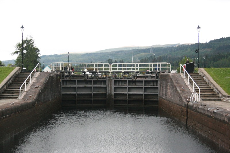 Fort Augustus and the Caledonian Canal (24)