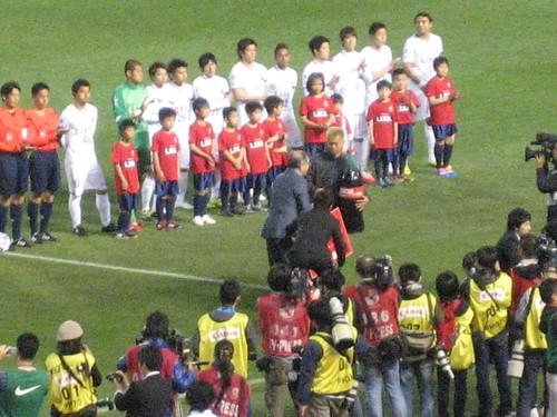2014 J1 第9節 サンフレッチェ広島 vs 鹿島アントラーズ