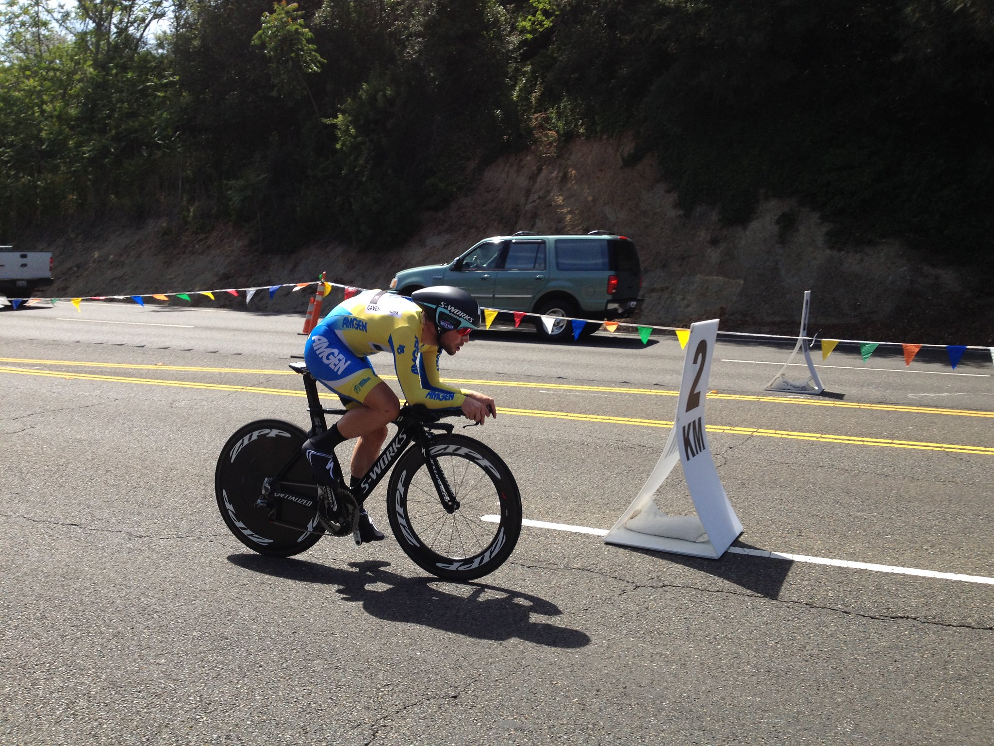 Amgen Tour of California 2014 - Folsom Time Trial