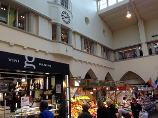 Image of Markthalle. germany stuttgart markets markthalle