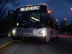 "2013 New Flyer XN40 ""Xcelsior"" MARTA Bus# 1416"